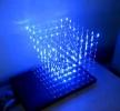 LED krychle 8x8x8