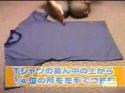 Návod – rychlé složení trička