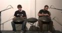 Hraní na bubny – Hang Drums
