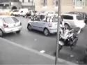 Pokus o zaparkování