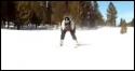 Borec - Jetpack a lyže