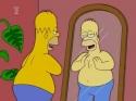 Simpsonovi - Homer a jeho hrání s ňadry