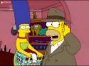 Simpsonovi - Počítání atomů