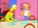 Simpsonovi - Homer zabezpečuje zásuvky