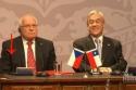 Václav Klaus - pero z Chile [parodie]