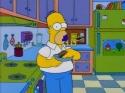 Simpsonovi - Homerův koláč
