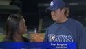 Baseballová machrovinka při rozhovoru