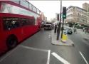 Londýn - Odvážný cyklista