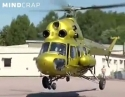 Parkování vrtulníku [fail]