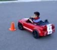Mladý drifter