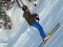Freestyle triky na lanovce
