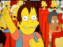 Simpsonovi - hudební gaučová scénka