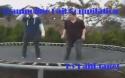 Největší blbci - trampolíny
