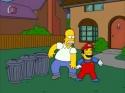 Simpsonovi - Homer vs. Mario