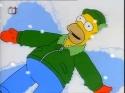 Simpsonovi - Homer a andílci