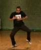 Borec - robotí taneční show