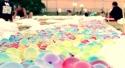 Největší vodní balónková bitva