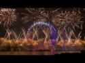 Londýn - ohňostroj 2011