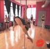 Tanec u tyče - chůze ve vzduchu