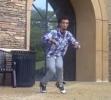Borec - dupstep tanec