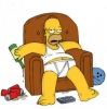 Simpsonovi - Homer vaří