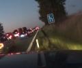 Česká Republika - nedočkavý řidič