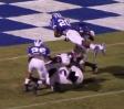 Borec - Parádní touchdown