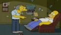 Simpsonovi - Vočkovo masážní křeslo