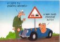 OBRÁZKY - Kreslené vtipy CLXIX