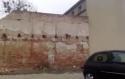 Polsko - profesionální demolice zdi