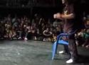 Tanec s židlí