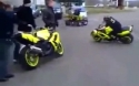 Nadšenec na motorce