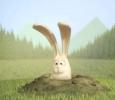 Animace - Lovci a zajíc