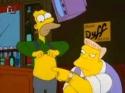 Simpsonovi - Posilovač břišních svalů