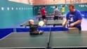Borec - Syn  stolního tenisty