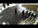 Sociální experiment - Falešná fronta [reklama]