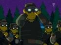 Simpsonovi - Homer voják