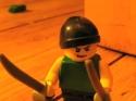 Stop motion - Boj Lego figurek
