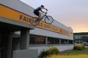 Borec na kole - Andrew Dickey