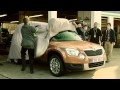 Reklama - Škoda Yeti (Pimp my ride)