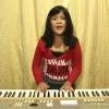 Talentovaná mladá slečna božsky zpívá