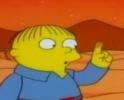 Simpsonovi - Ralp Wiggum