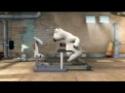Animace - Medvídek vs. běžící pás
