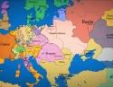 Animace - formování Evropy