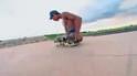 Borec - Beznohý skateboarder