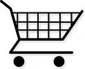 Nahá holka v nákupním vozíku [skrytá kamera]