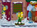 The Simpsons - Vánoční intro