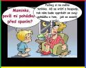 OBRÁZKY - Kreslené vtipy CDXCI.