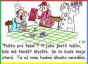 OBRÁZKY - Kreslené vtipy DXXXVII.