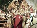Rekonstrukce bitvy u Libušína